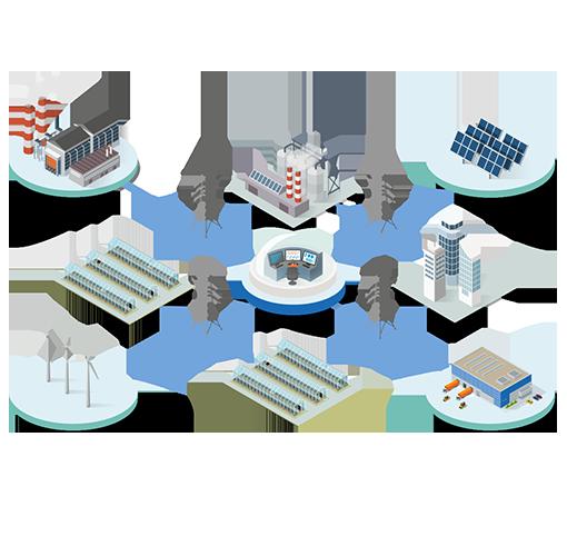 Micro-reseaux et autoproduction d energie