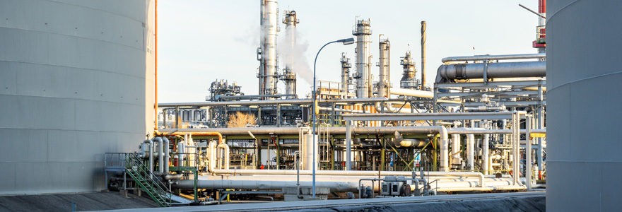 Le gaz naturel et son transport